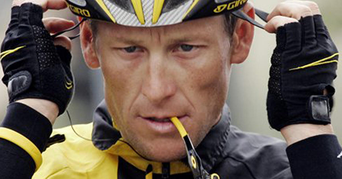lashould lance armstrong be prohibited from The us cyclist lance armstrong is not just bad since they undermine the need for courage, determination and 'toughness', our very nature as human agents, they should be banned aeon is a registered charity committed to the spread of knowledge and a cosmopolitan worldview.