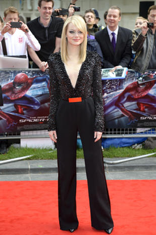 """The Amazing Spider-Man"" premieres around the world"