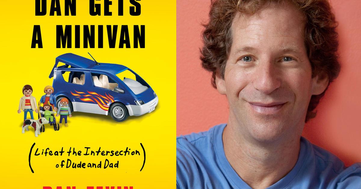 dan gets a minivan zevin dan
