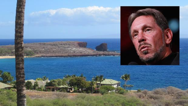 Is Larry Ellison S  Million Hawaiian Island The World S Most