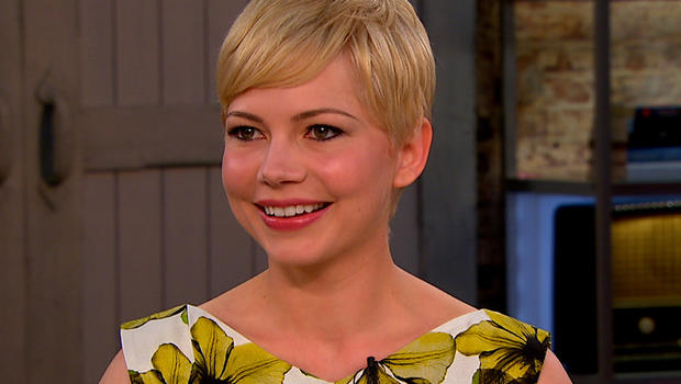 "Michelle Williams on ""CBS This Morning."""