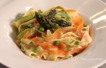 Hassle-free homemade pasta