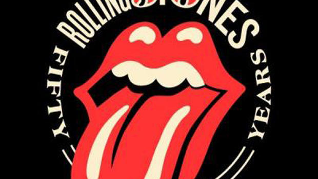 The Rolling Stones Tongue And Lips Logo Gets A Makeover
