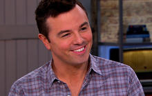 "Seth MacFarlane on ""Ted,"" the nation's No. 1 movie"