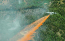 More air tankers needed to battle wildfires