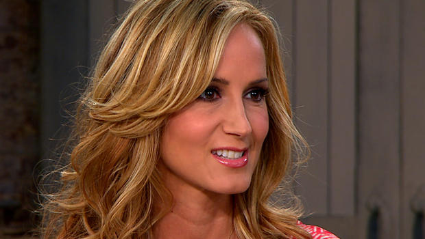 "Chely Wright on ""CBS This Morning."""