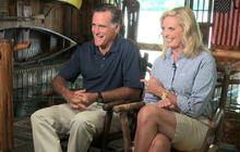 "Mitt, Ann Romney on health care ""tax"" debate, more"