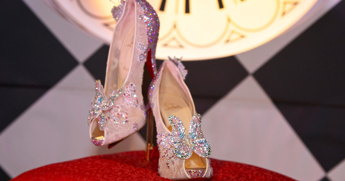 christian louboutin cinderella shoes giveaway winner
