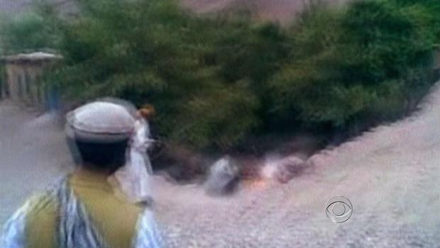 Video of Taliban execution