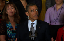 Obama proposes middle-class tax cut extension
