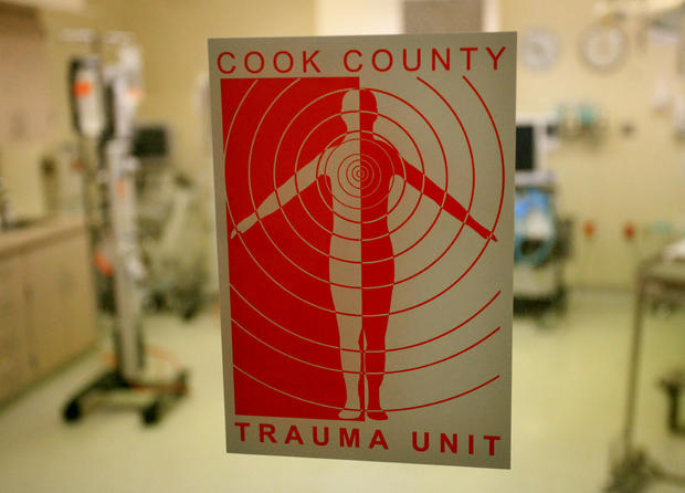 Inside Chicago trauma unit