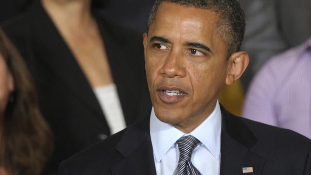 Obama lags behind Romney in fundraising
