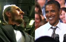 """Obama calls Abe Lincoln his """"homeboy"""""""