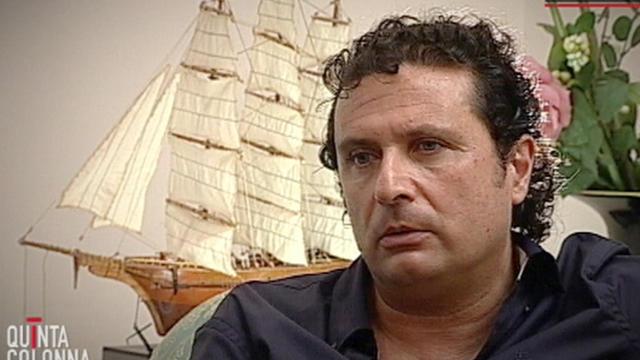 Francesco Schettino, costa concordia