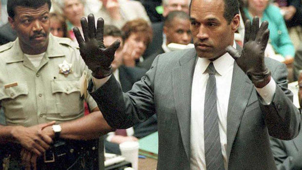 Details on infamous oj simpson glove revealed in new for Oj simpson documentary trial
