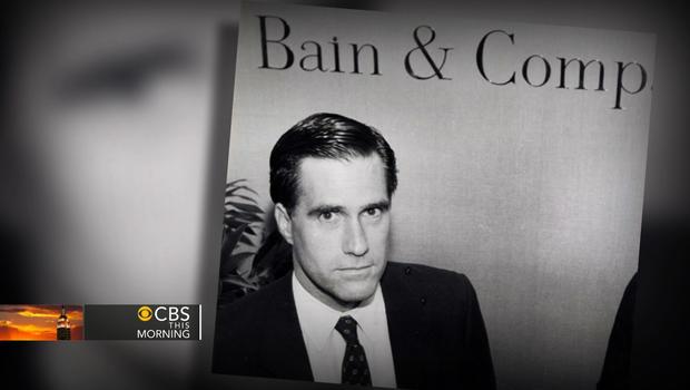 Romney's Bain involvement questioned