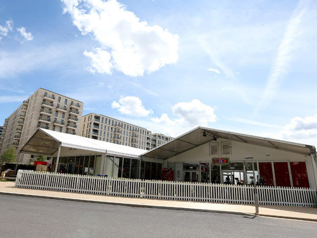 Peek inside the 2012 London Olympic Village
