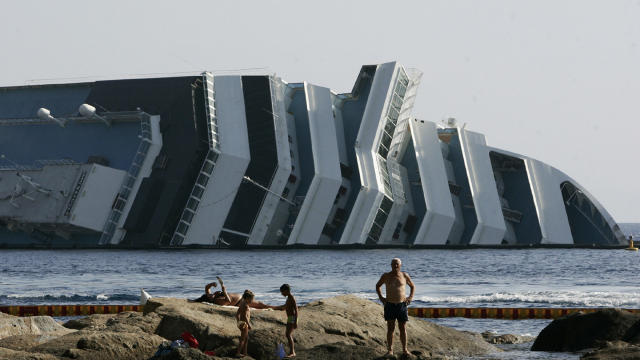 Six month anniversary of Costa Concordia disaster