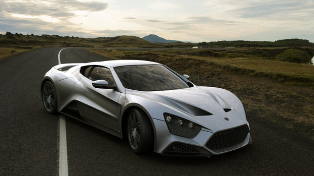 Top 10 Fastest Cars >> 6. Zenvo ST1 - Top 10 fastest cars in the world - Pictures ...