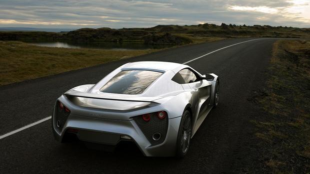 10 Lamborghini Aventador Top 10 Fastest Cars In The World