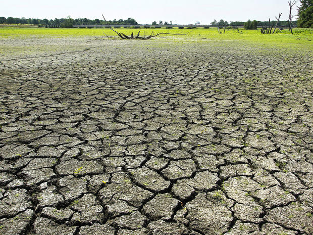 Massive drought strikes U.S.