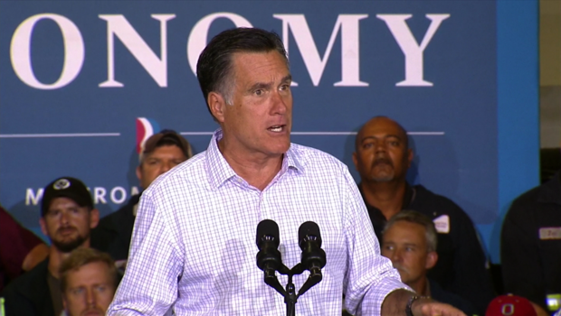 Did Romney help campaign donors as governor?