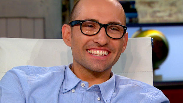 """Spencer West on """"CBS This Morning."""""""
