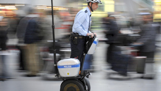 segway assignment When the segway was unveiled in 2001, amid a cloud of internet buzz, it was   of a student working on an assignment from that student's viewpoint offers huge.