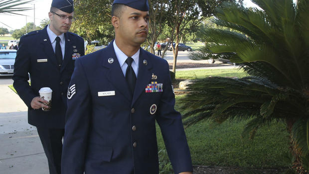 "Prosecutor: Air Force Instructor Accused Of Rape Was ""wolf"