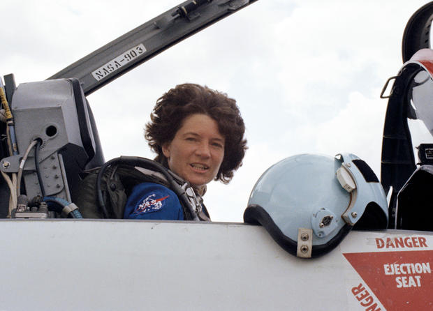 Sally Ride: 1951-2012