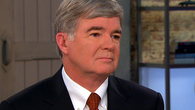 "NCAA president on ""CBS This Morning."""