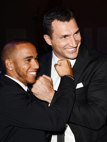 2012 Olympics: Sports For Peace Ball