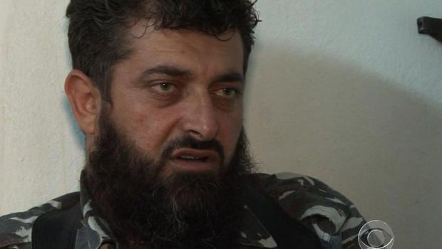 Abu Issa, Shams Falcons, Syria, rebels