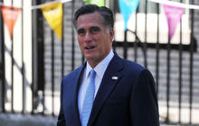 Romney's visit to UK off to rough start
