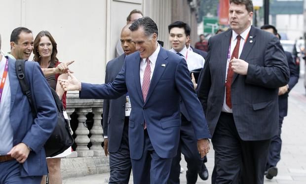 Political Hot Shots: July 27