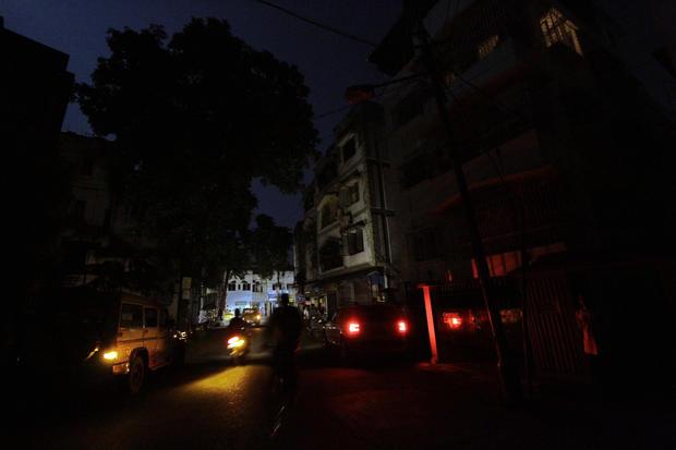 World's biggest blackout