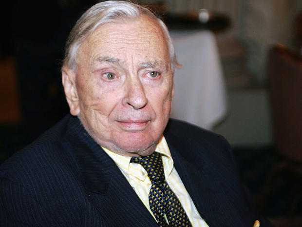 Gore Vidal: 1925-2012