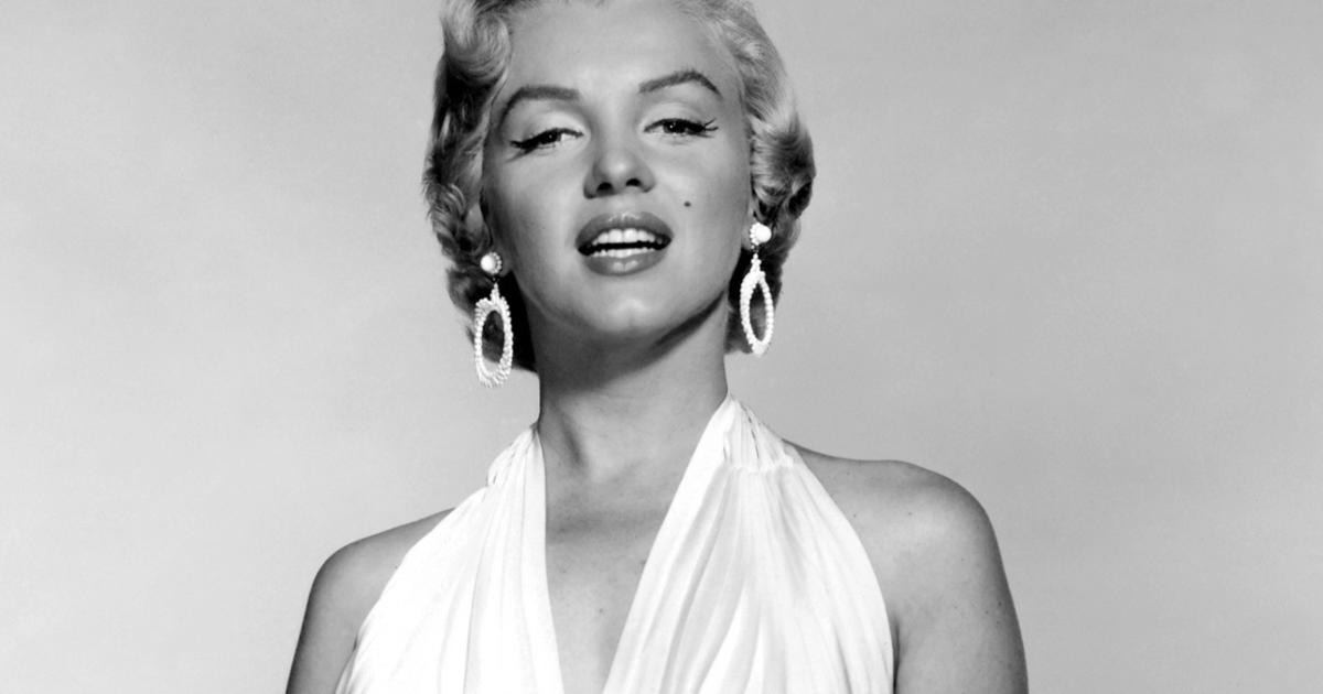 New data show how closely FBI monitored Marilyn Monroe - CBS News