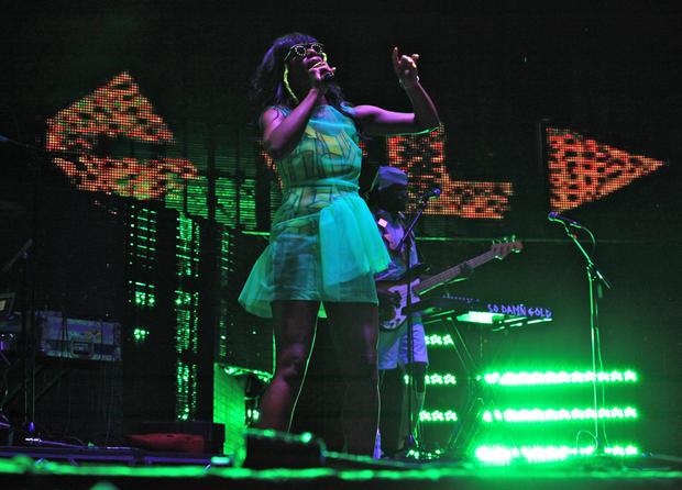Scenes from Lollapalooza 2012