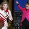 Madonna and Elton John