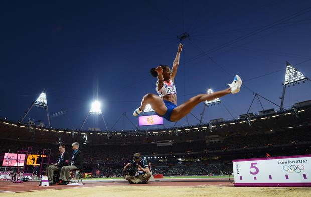 London Olympics: Aug. 8, 2012