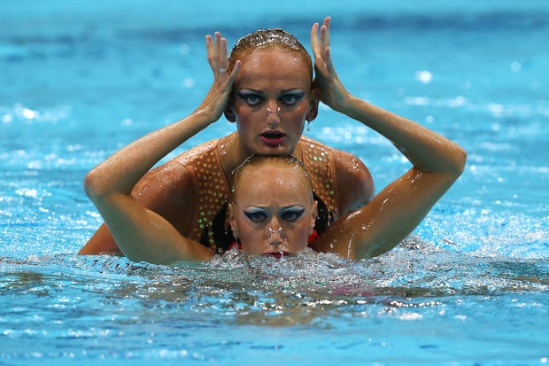 Offbeat pics from London Olympics