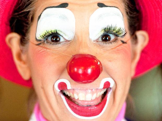 Inside clown camp