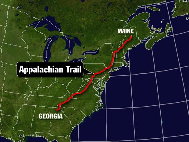 Appalachian Trail celebrates 75th anniversary
