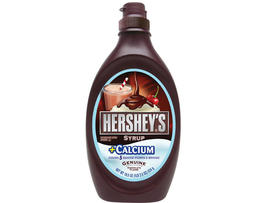 hershey chocolate syrup