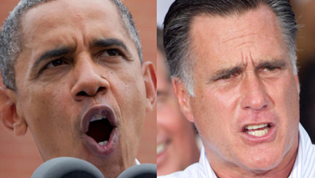 Harsh rhetoric between the Obama and Romney campaigns was reached new heights by Wednesday. Nancy Cordes reports.
