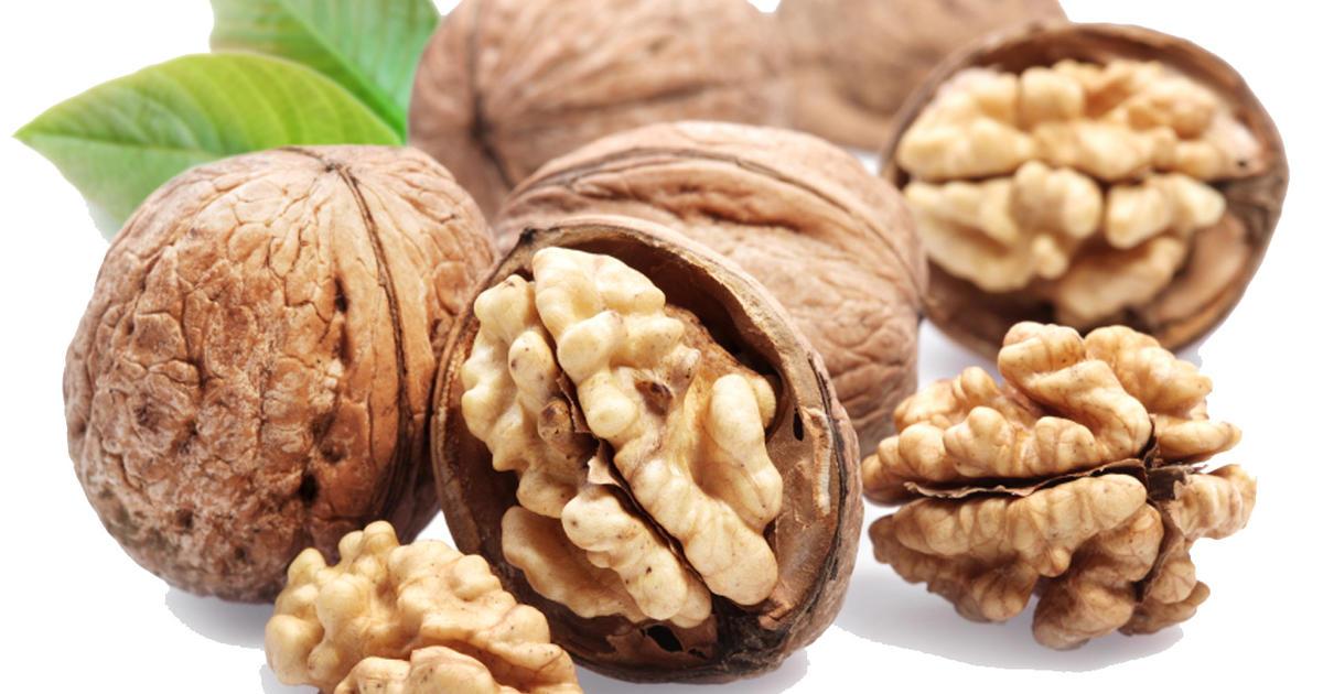 A few walnuts a day may help improve memory - CBS News