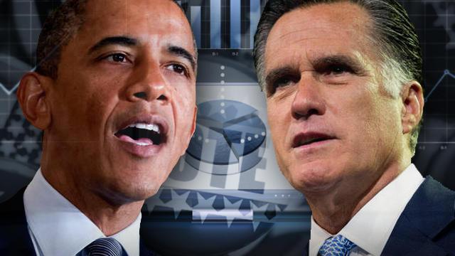 Obama Romney Poll