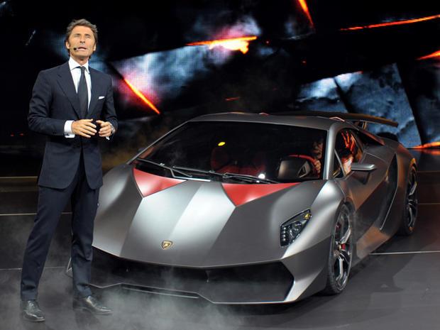 Lamborghini Sesto Elemento History Lamborghini S 2m Supercar