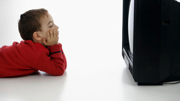kids watching tv. over 3 hours of television a day may make kids more antisocial - cbs news watching tv